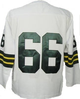 Ray Nitschke Green Bay Packers Vintage Style Throwback Jersey