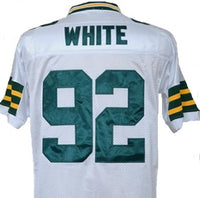 Reggie White Green Bay Packers Throwback Jersey