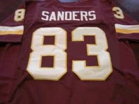 Ricky Sanders Washington Redskins Throwback Football Jersey