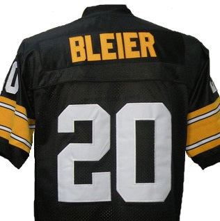 Rocky Bleier Pittsburgh Steelers Throwback Football Jersey