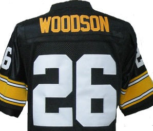 Rod Woodson Pittsburgh Steelers Throwback Football Jersey