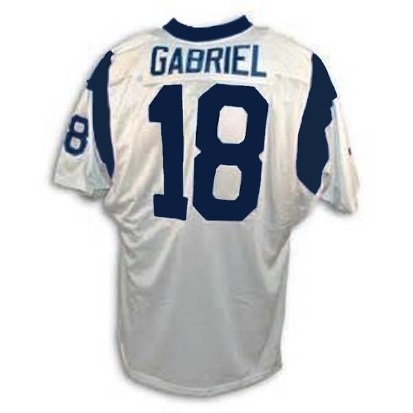 Roman Gabriel Los Angeles Rams Throwback Football Jersey