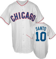 Ron Santo Chicago Cubs Throwback Jersey
