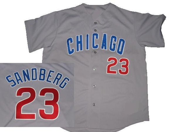 Ryne Sandberg Chicago Cubs Road Jersey