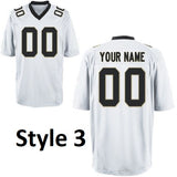 New Orleans Saints Style Customizable Jersey