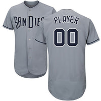 San Diego Padres Customizable Baseball Jersey