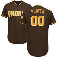 San Diego Padres Style Customizable Jersey