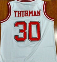 Scotty Thurman Arkansas Razorbacks Basketball Jersey