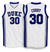 Seth Curry Duke Blue Devils Basketball Jersey