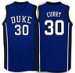 Seth Curry Duke Blue Devils College Basketball Jersey