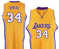 Shaquille O'Neal LA Lakers Jersey