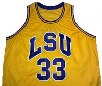 Shaquille O'Neal LSU Tigers College Jersey