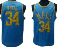 Shaquille O'Neal Los Angeles Lakers Basketball Jersey