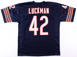 Sid Luckman Chicago Bears Jersey