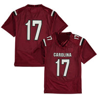 South Carolina Gamecocks Style Customizable College Football Jersey