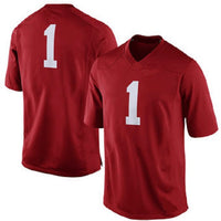 Stanford Cardinals Style Customizable Football Jersey