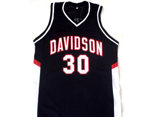 Stephen Curry Davidson Wildcats College Basketball Jersey