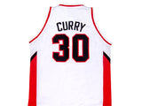 Stephen Curry Davidson College Wildcats Basketball Jersey