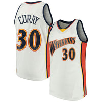 Stephen Curry Golden State Warriors Basketball Jersey