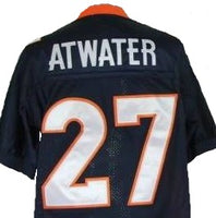 new style 445d4 e0209 Steve Atwater Denver Broncos Throwback Football Jersey ...