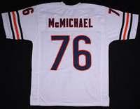 Steve McMichael Chicago Bears Throwback Jersey