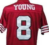 Steve Young San Francisco 49ers Throwback Football Jersey