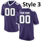 TCU Horned Frogs Customizable Football Jersey