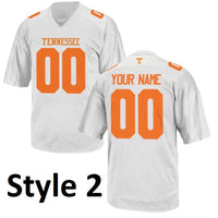 Tennessee Volunteers Style Customizable Football Jersey