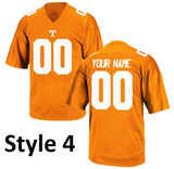 Tennessee Volunteers Customizable Football Jersey