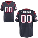 Customizable Houston Texans Pro Style Football Jersey
