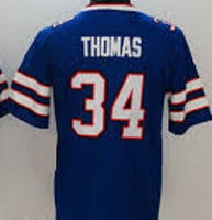 Thurman Thomas Buffalo Bills Throwback Football Jersey