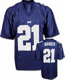 Tiki Barber New York Giants Jersey