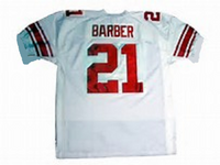 Tiki Barber New York Giants Football Jersey