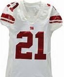Tiki Barber New York Giants Throwback Jersey