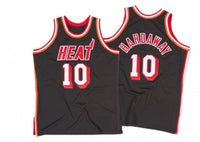 Tim Hardaway Miami Heat Throwback Basketball Jersey