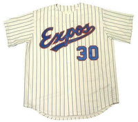 Tim Raines Montreal Expos Home Jersey