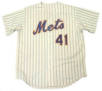 Tom Seaver New York Mets Home Throwback Baseball Jersey