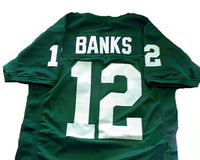Tony Banks Michigan State Spartans College Jersey