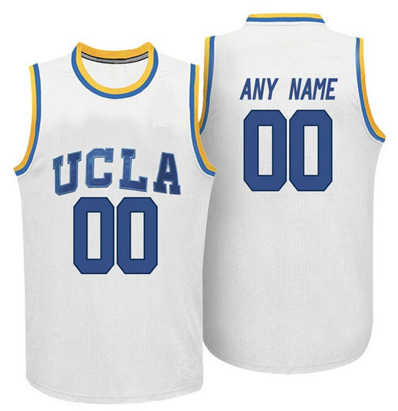 UCLA Bruins Customizable College Basketball Jersey