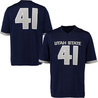 Utah State Aggies Customizable Football Jersey