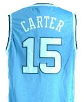 Vince Carter North Carolina Tarheels Jersey