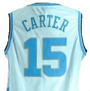 Vince Carter North Carolina Tarheels Basketball Jersey