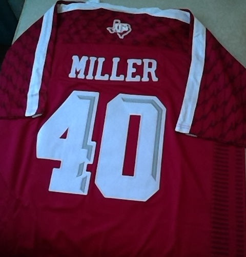 Von Miller Texas A&M Adidas College Football Jersey (In-Stock-Closeout) Size 3XL/56 Inch Chest