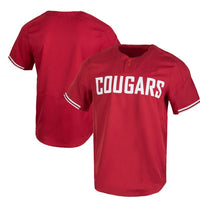 Washington State Cougars Customizable Baseball Jersey