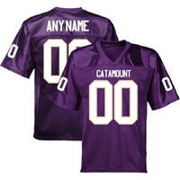 Western Carolina Catamounts Customizable Football Jersey