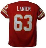 Willie Lanier Kansas City Chiefs Throwback Football Jersey