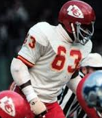 Willie Lanier Kansas City Chiefs Throwback Jersey