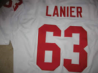 Willie Lanier Kansas City Chiefs Jersey