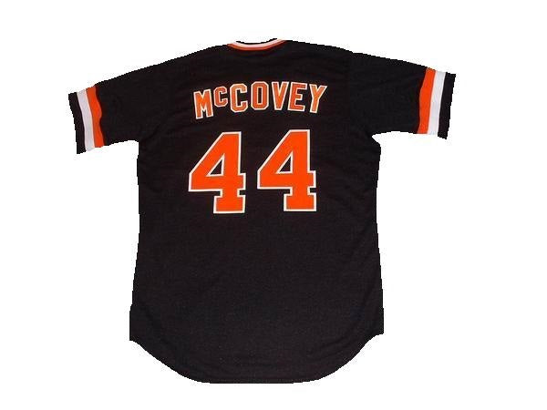 100% authentic 8ab02 92936 Willie McCovey 1978 Giants Throwback Jersey