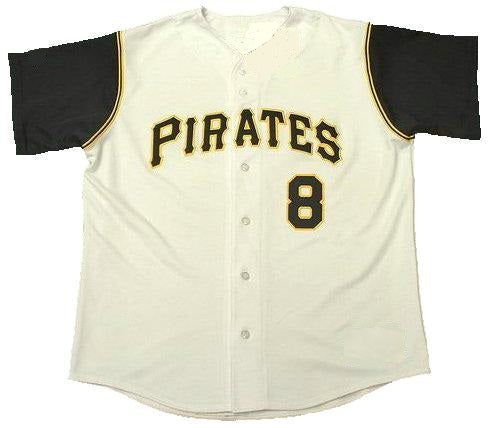 new concept 583c3 2c8c8 Willie Stargell Pittsburgh Pirates Home Throwback Baseball Jersey